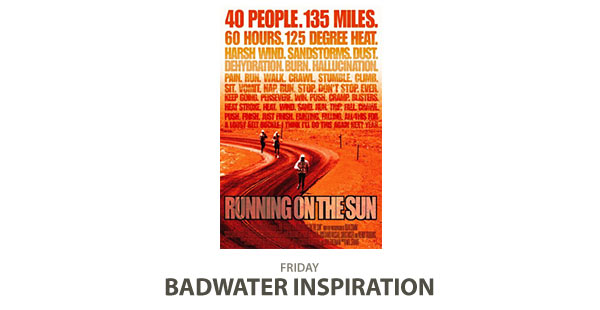 Badwater Inspiration