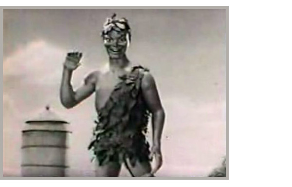Creepy Green Giant, circa 1954