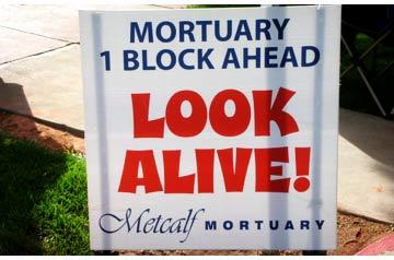 Look Alive!